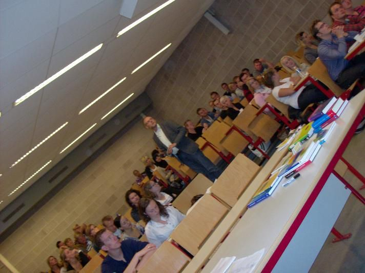 Hogeschool Inholland, Acquisitieworkshop